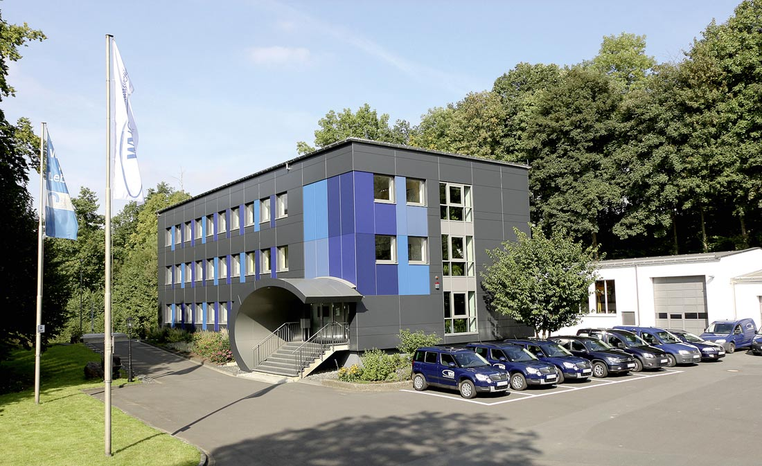 WVS Gebäude